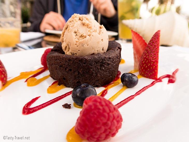 Setai-Miami-Schokoladenkuchen