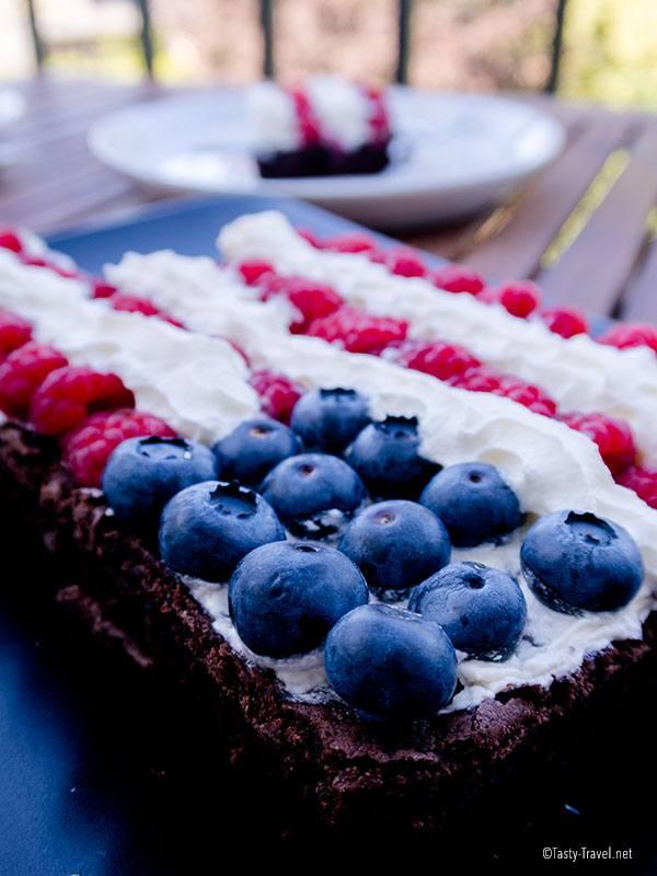4th-of-july-brownies