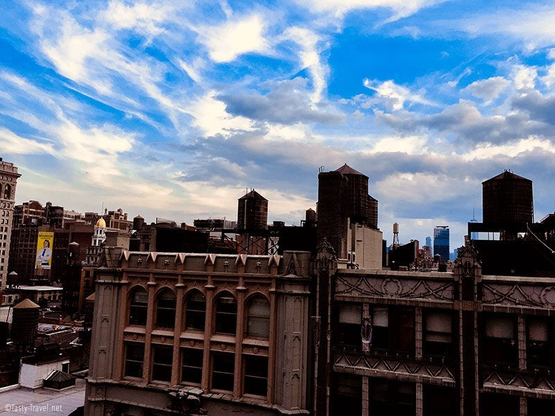 Review – Sir Henri Rooftop Bar – NYC