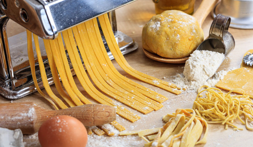 Fresh Pasta Dough
